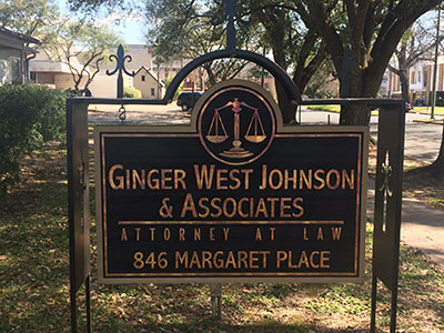 Law Office of Ginger West Johnson - Attorneys at Law